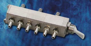 Dental Valve-Routing Valve for 3sets